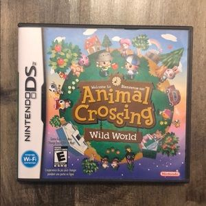 Animal Crossing: Wild World for the Nintendo DS